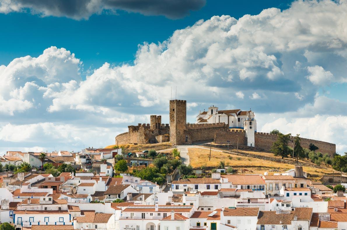 Best castles in Portugal - Arraiolos Castle - Alentejo - Copyright  Fotoeventis  - European Best Destinations