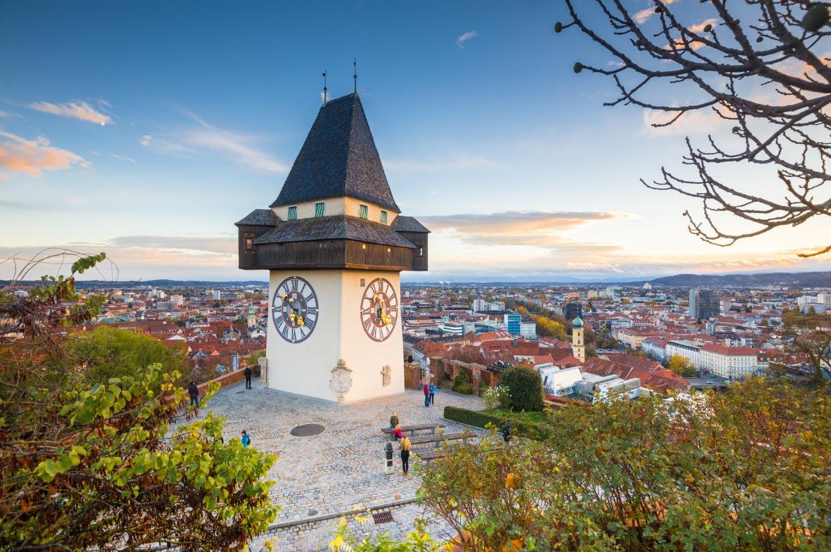 Best places to visit in Austria - Graz - Copyright Canada Stock - European Best Destinations