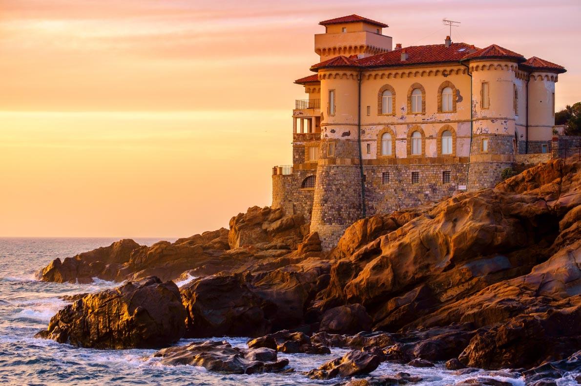 Best castles in Italy - Boccale Castle copyright  Fesus Robert Shutterstock - European Best Destinations