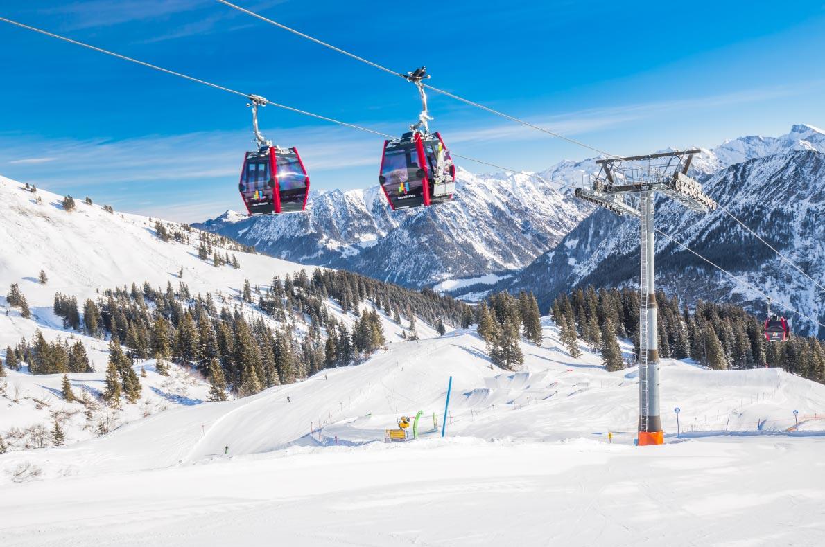 Best ski resorts in Germany - Oberdsorf- Copyright Gevision  - European Best Destinations