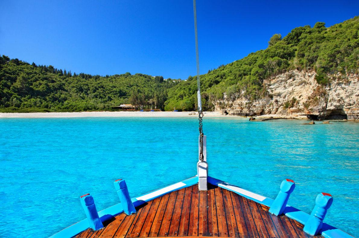 Covid-19-Safest Islands in Europe - Antipaxos - Greece