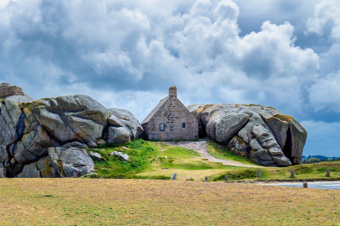 Best hidden gems in France - Meneham Village copyright  DaLiu  - European Best Destinations