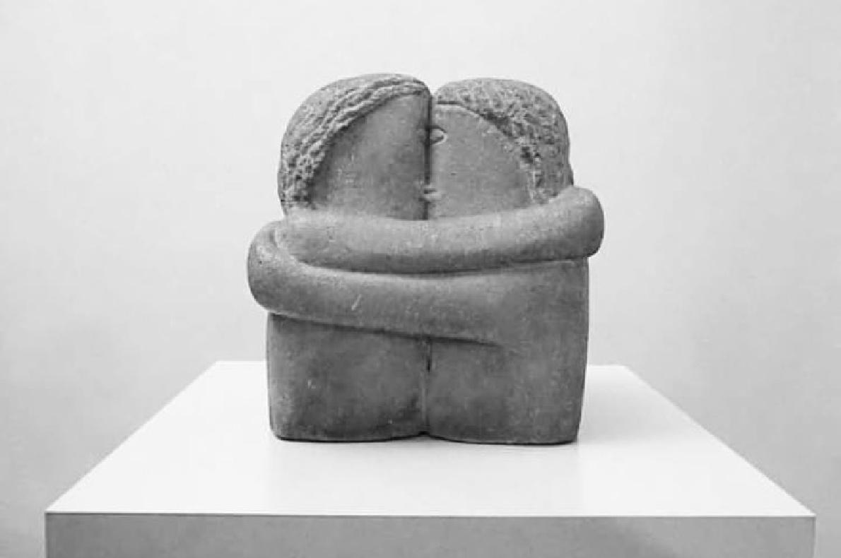 The Kiss by Brancusi - Best Statues in Europe - Copyright The Art Museum Craiova - European Best Destinations