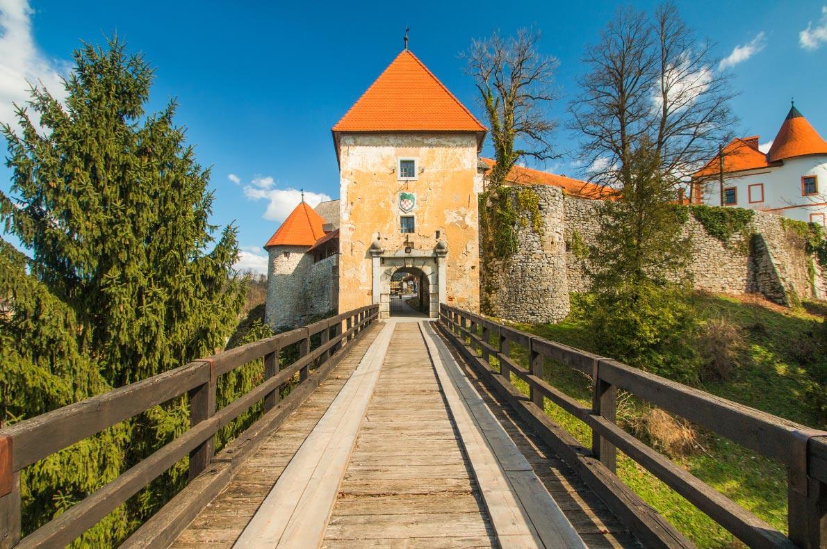 Best castles in Croatia - Ozalj Castle - Copyright iascic - European Best Destinations