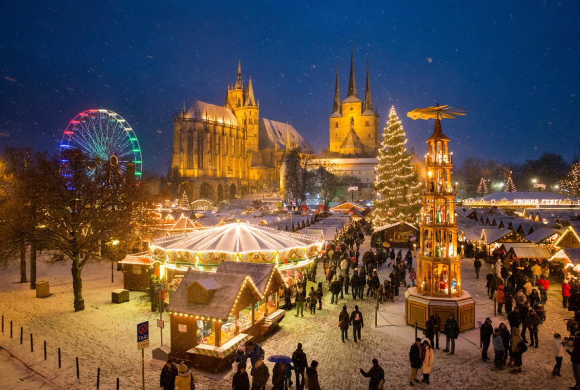 Christmas Markets In Germany 2019.Best Christmas Markets In Europe Europe S Best Destinations