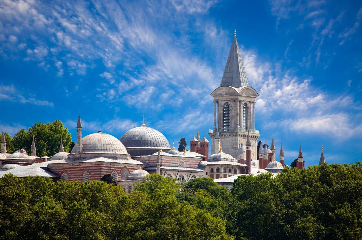Best things to do in Turkey - Topkapi palace - Copyright muratart - European Best Destinations