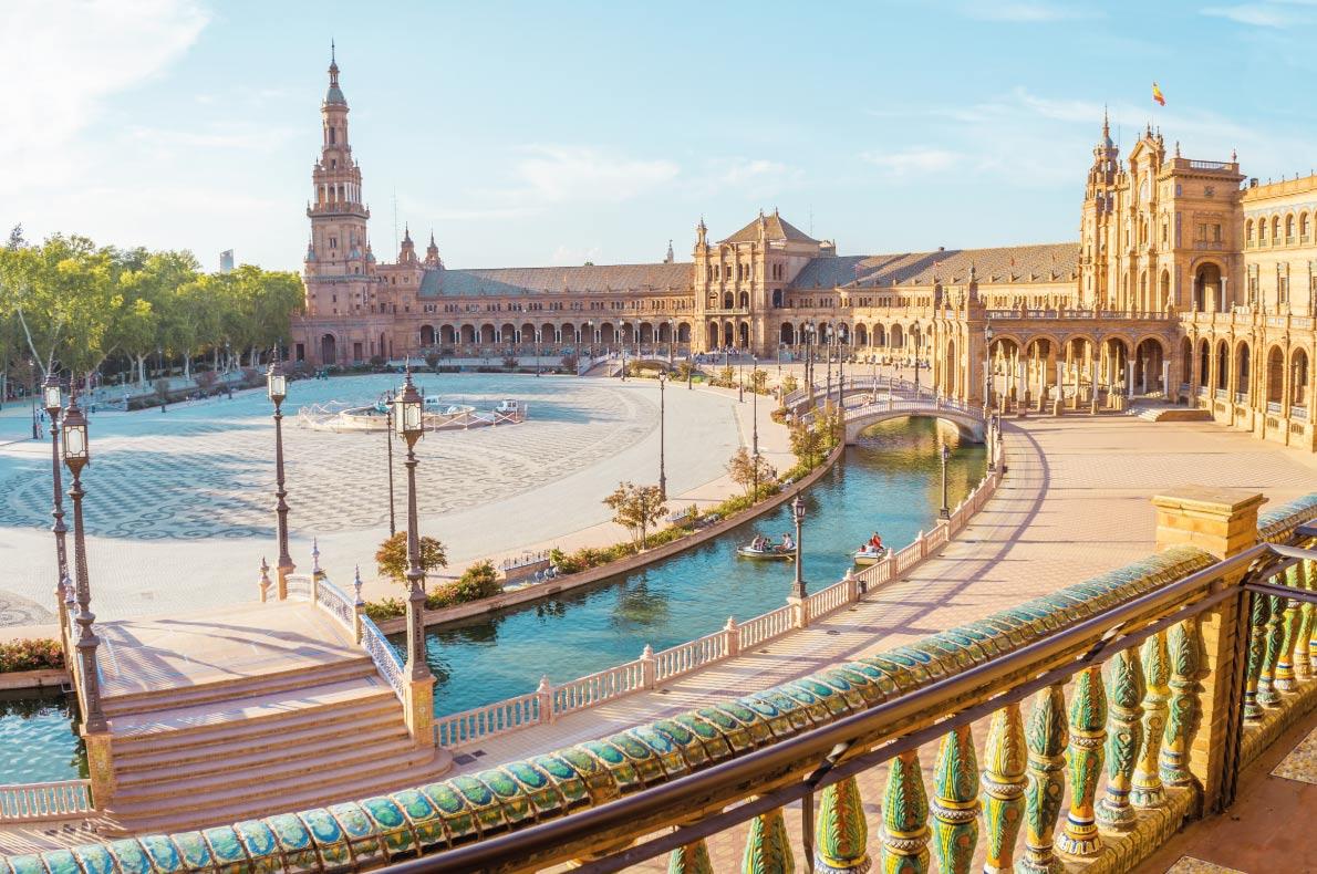 Safest destinations in Europe - Seville Copyright LucVi - European Best Destinations