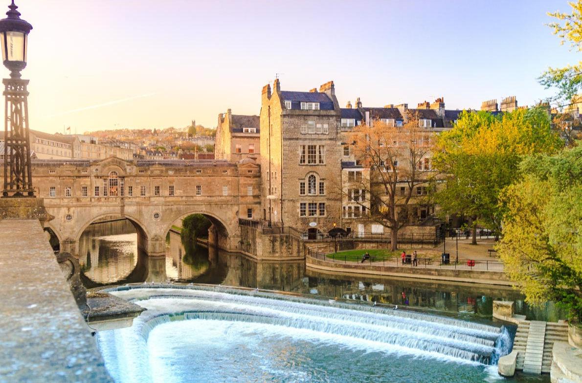 Best places to visit in England - Bath - Copyright BGphotographer  - European Best Destinations