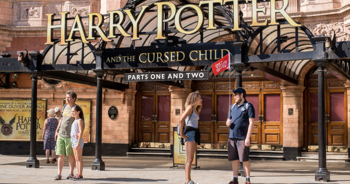 Best things to do in England - Harry Potter Tour - Copyright Get Your Guide - European Best Destinations