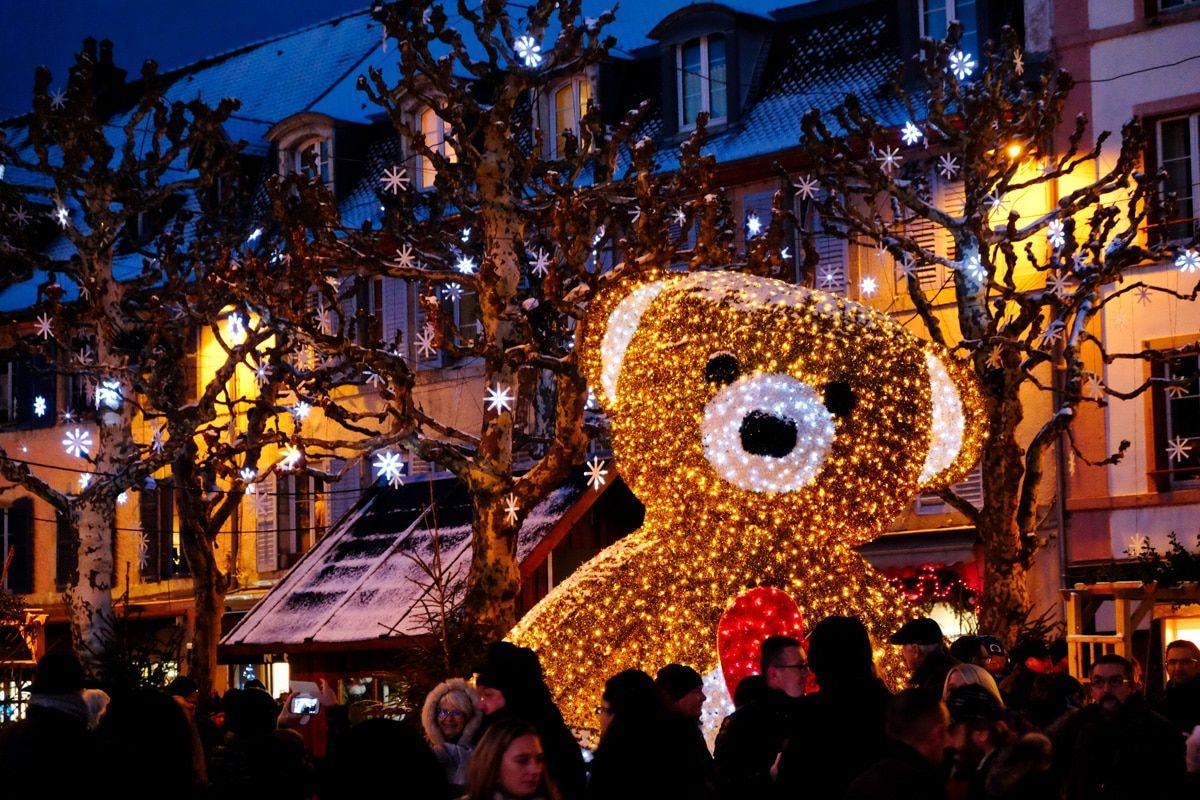 Montbeliard Christmas Lights - Best Christmas Lights in Europe - Copyright  Pays de Montbeliard Tourisme - European Best Destinations