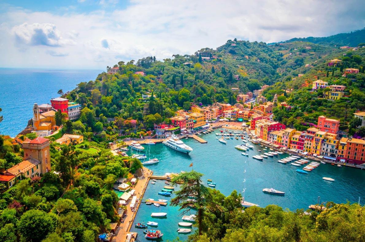 Best places to visiti in Italy - Portofino copyright  Olena Z - European Best Destinations