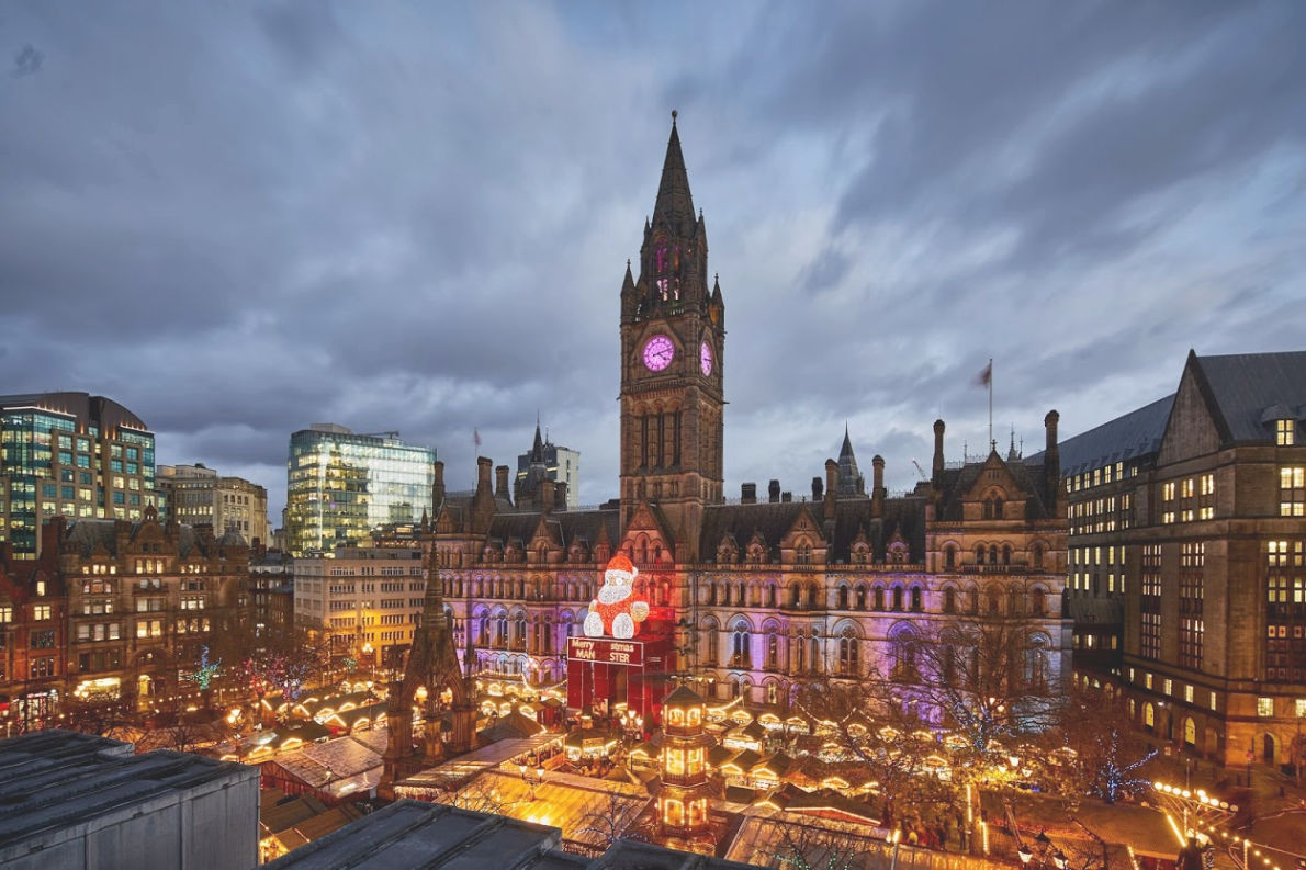 Best places to visit in England - Manchester - European Best Destinations