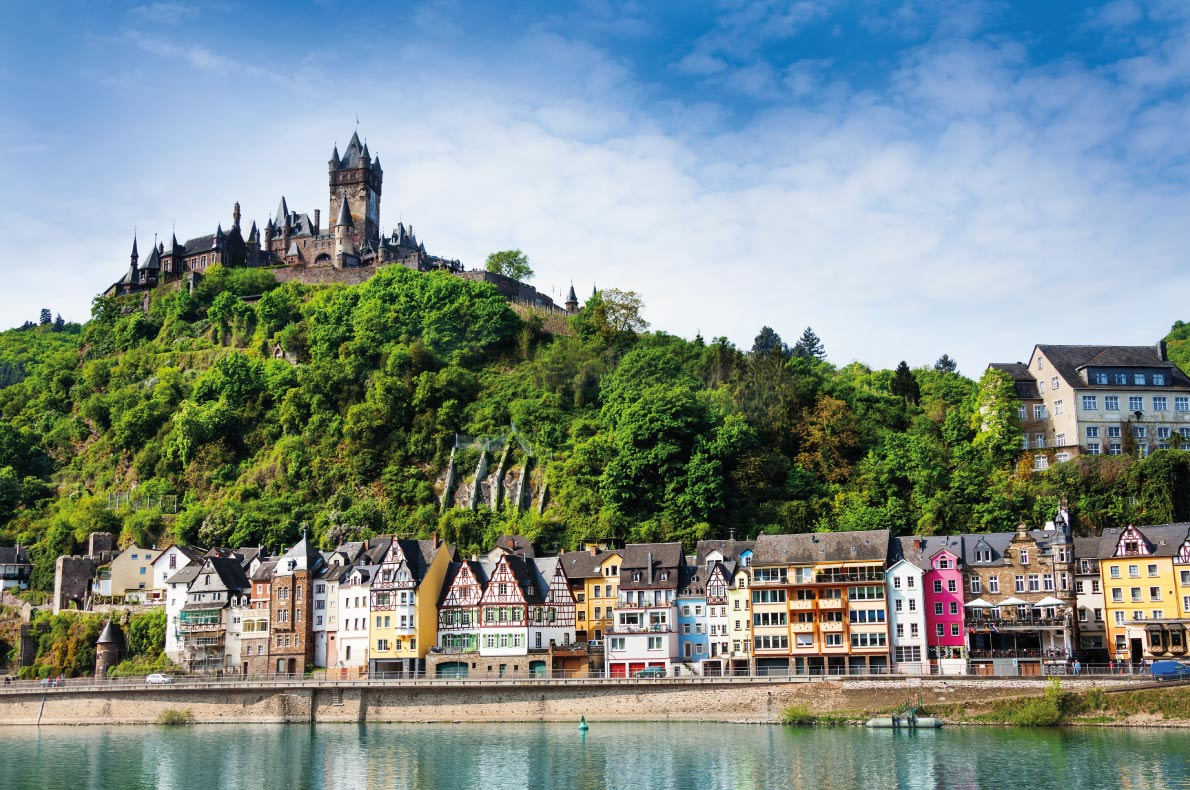Cochem - Best medieval destinations in Europe - Copyright Sergey Novikov - European Best Destinations
