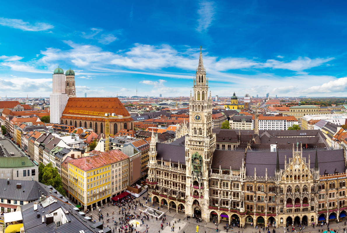 Munich - Best accessibility destinations in Europe - Copyright S-F - European Best Destinations