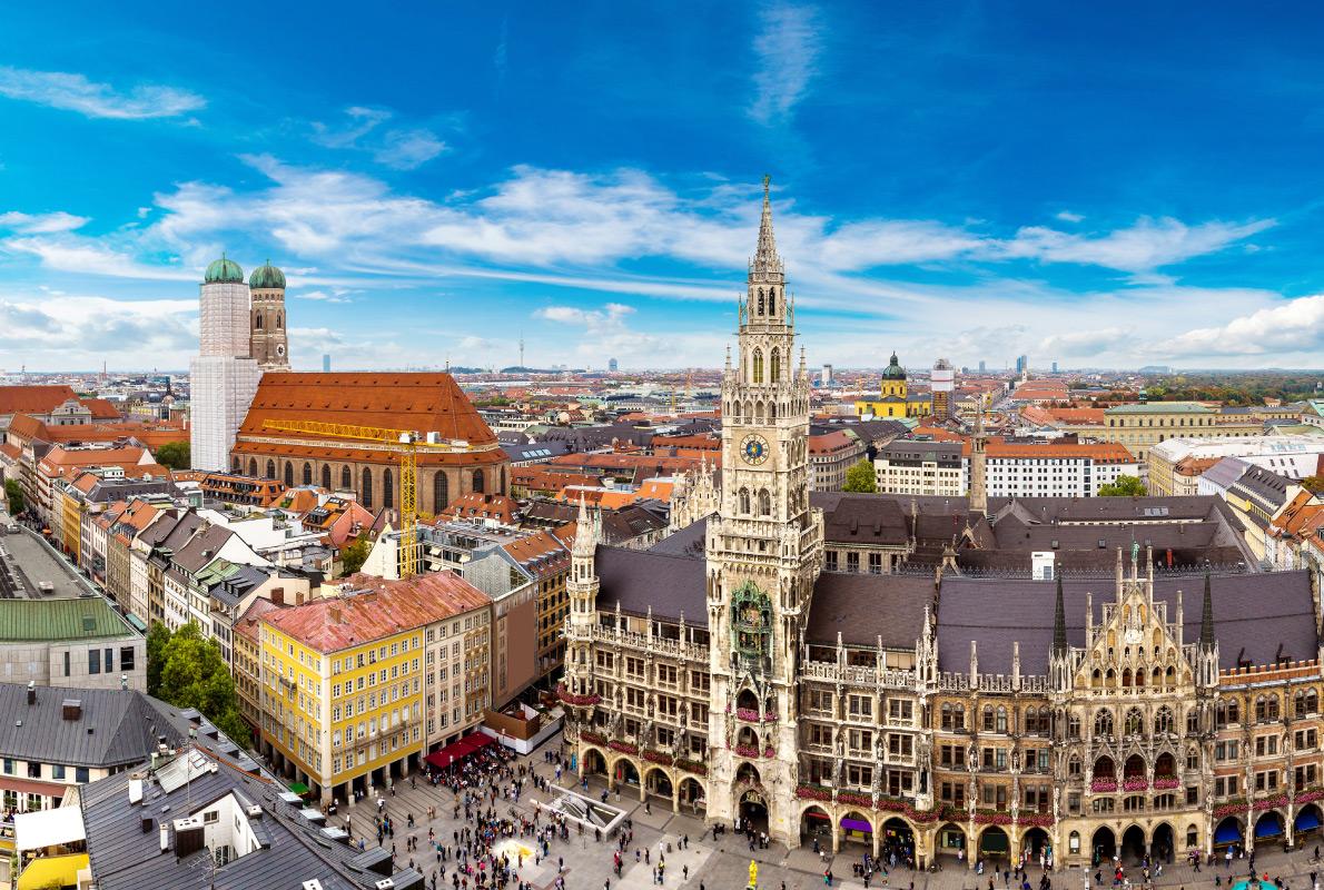 Munich - Best accessibility destinations in Europe - Copyright S-F - European Best Destinations