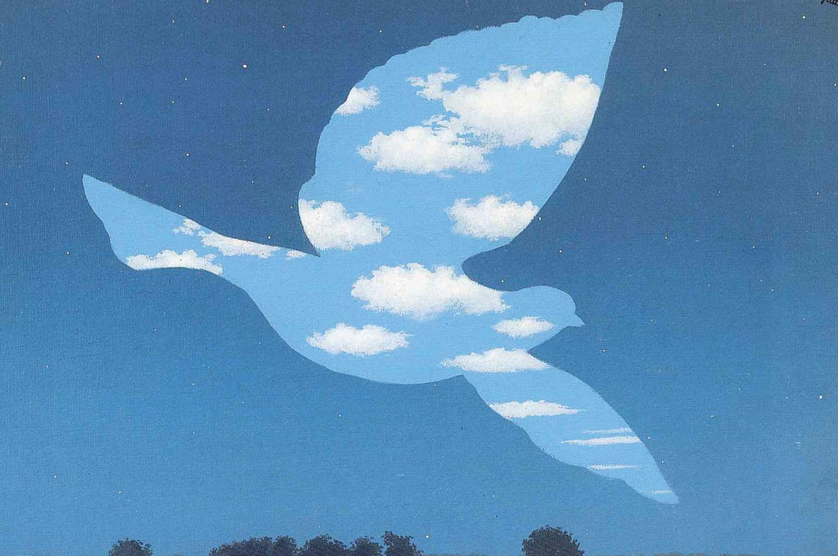 Unmissable paintings in Europe - The Return by Magritte