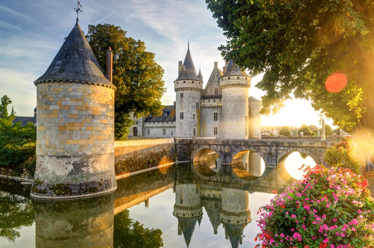 Best Castles in France - Sully-Sur-Loire Castle copyright  Viacheslav Lopatin -  European Best Destinations
