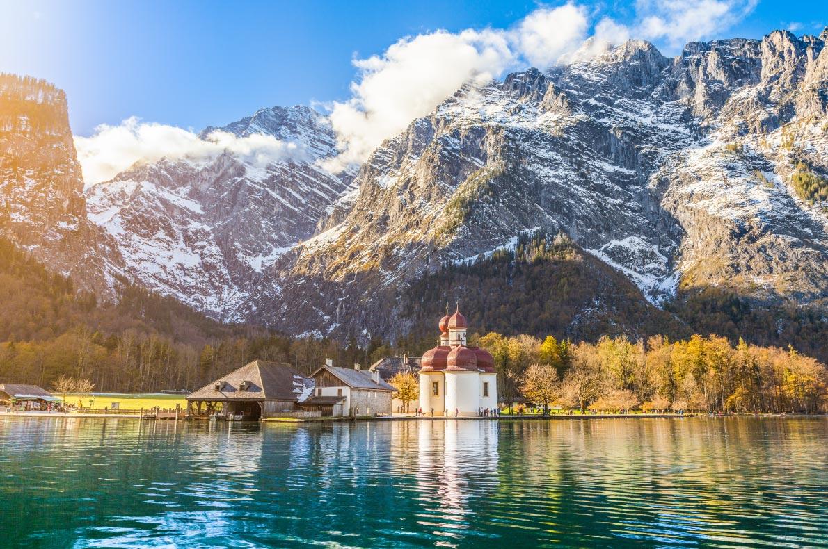 Best Natural wonders in Germany - Konigsee Lake - Copyrignt canadastock  - European Best Destinations
