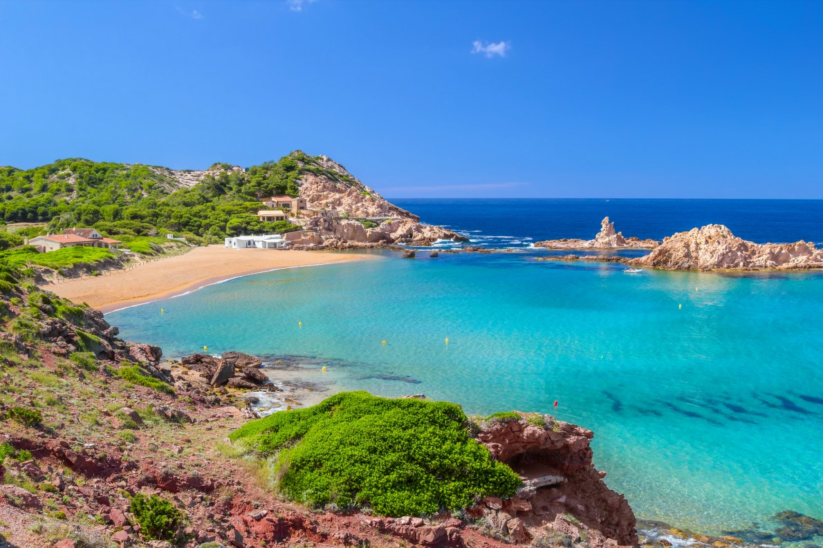 Best beaches in Europe - Cala Pregonda copyright  tuulijumala - European Best Destinations