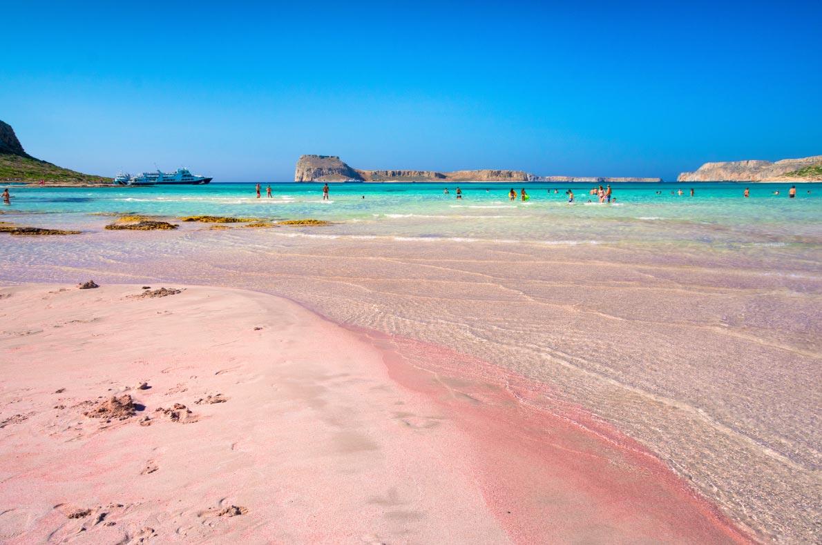 Best natural wonders in Greece - Balos Lagoon copyright Georgios Tsichlis - European Best Destinations