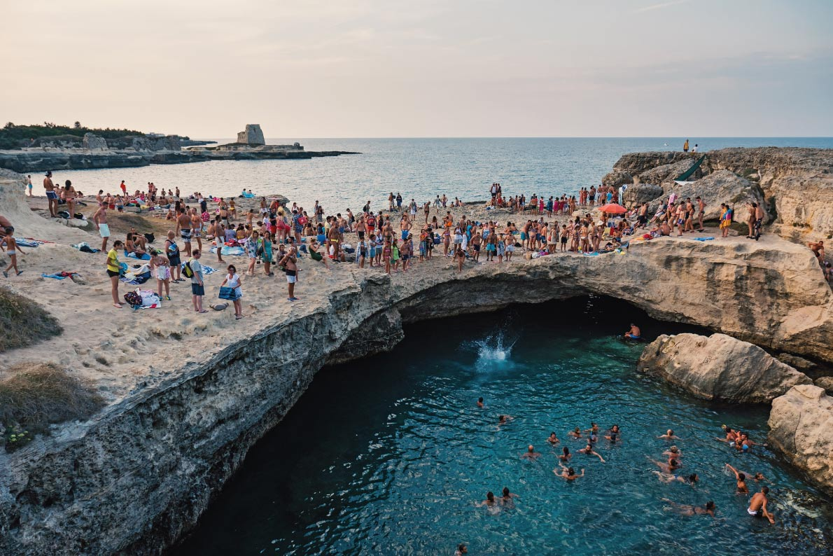 Lecce - Grotta della poesia - Best natural pools in Europe Copyright  pio3  Shutterstock.com - European Best Destinations