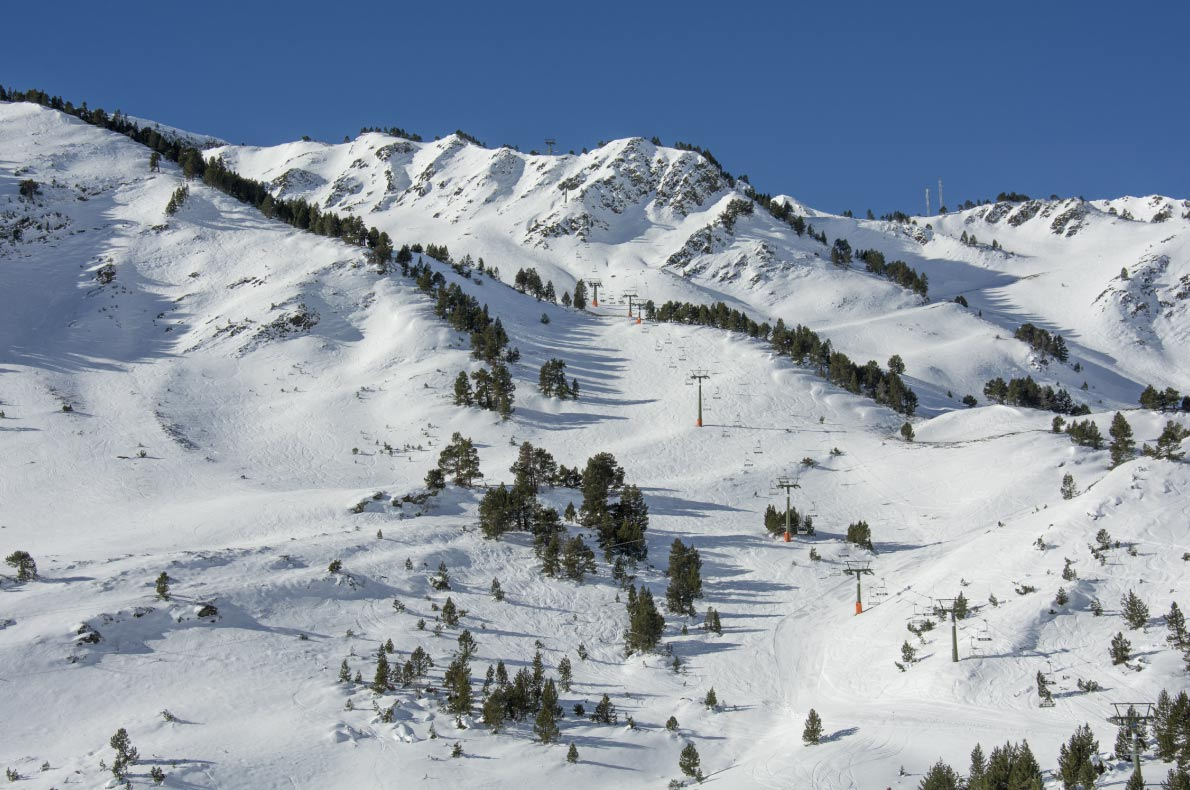 Luxurious Ski Resorts - Baqueira - Copyright  F.Pallars - European Best Destinations
