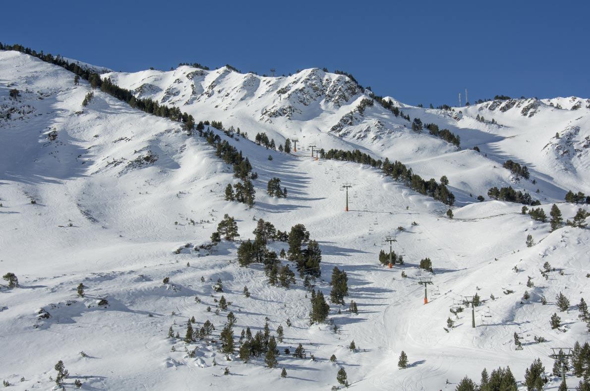 Luxurious Ski Resorts - Baqueira - Copyright  F.Pallars - European Best Destinations
