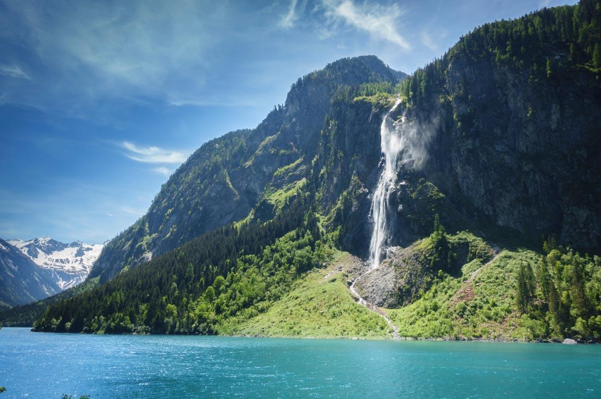Best places to visit in Austria - Zillertal alps natural park  - Copyright by Paul - European Best Destinations