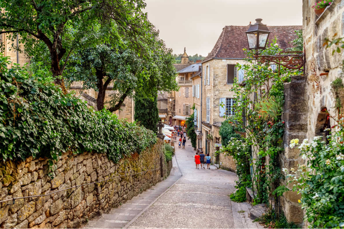 Sarlat - Best destinations in Europe 2021 - copyright Editorial Shutterstock Telly - European Best Destinations