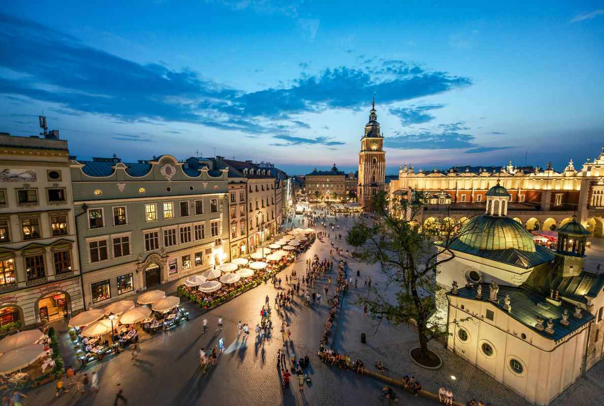 Krakow - Best Congress destinations in Europe - Copyright Mark_and_Anna_Wilson - European Best Destinations