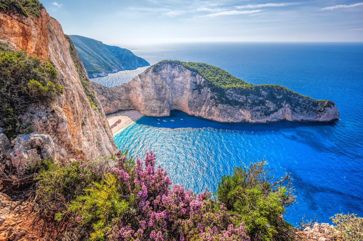 Best Islands in Greece - Zakynthos Island copyright  Samot  - European Best Destinations