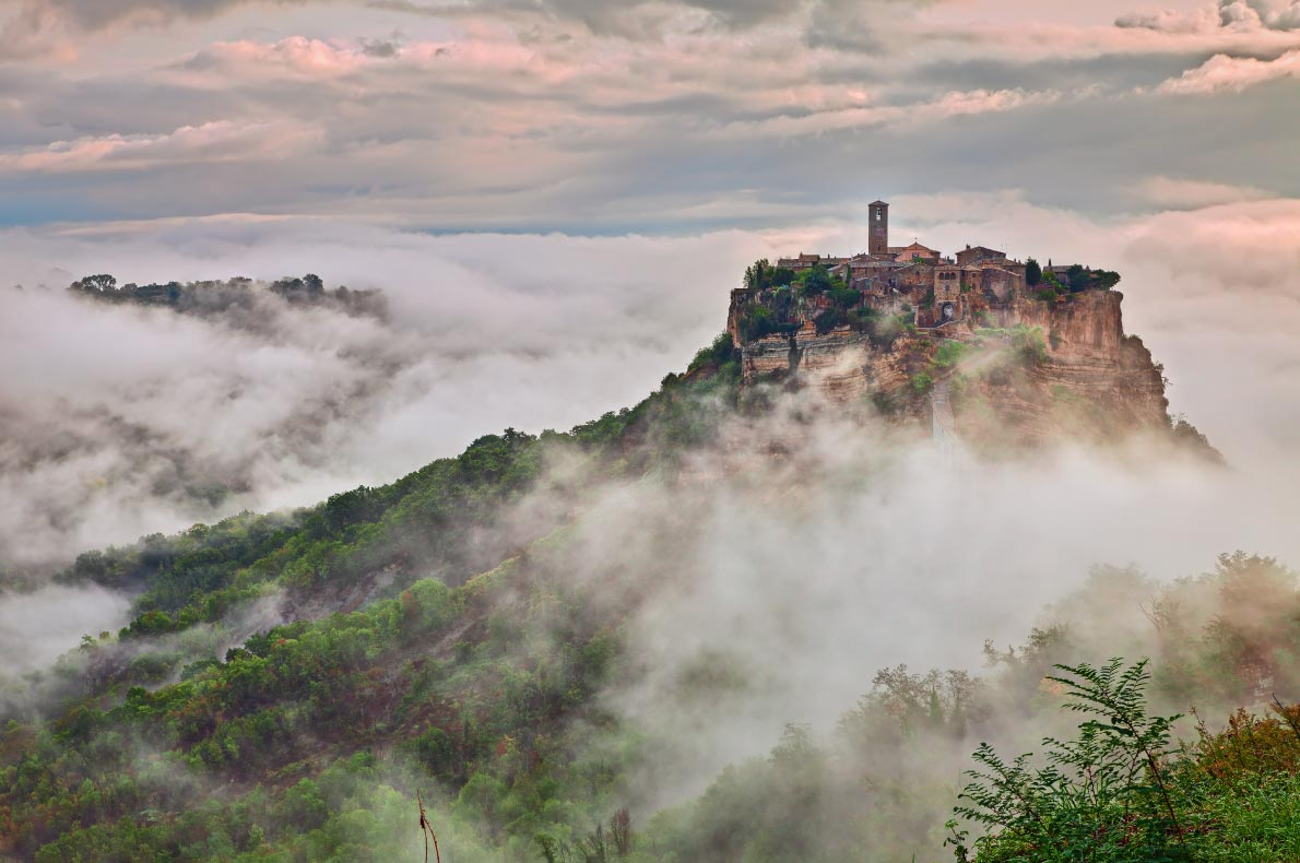 Best hidden gems in Italy - Bagnoregio Copyright  ermess - European Best Destinations