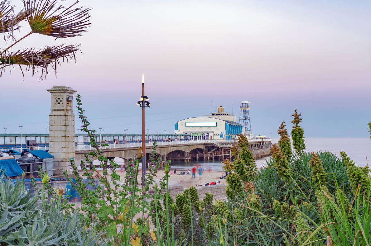 Best hidden gems in England - Bournemouth copyright  Sterling Images  - European Best Destinations