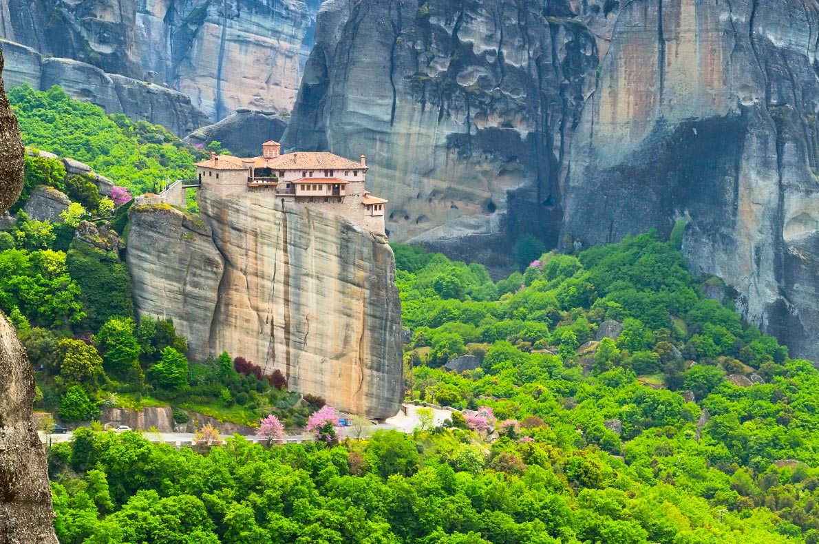 Best hidden gems in Greece - Meteora Copyright Nataliya Nazarova  - European Best Destinations