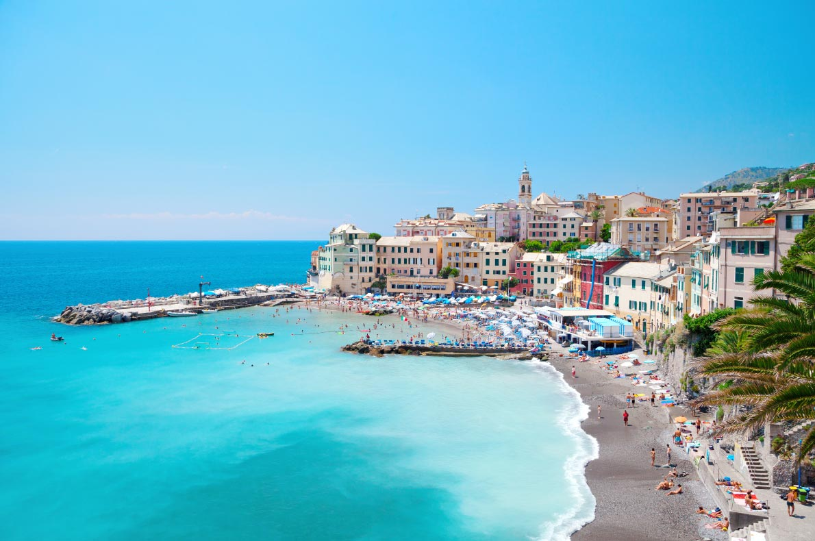 Best hidden gems in Italy - Bogliasco Copyright  pixelliebe  - European Best Destinations