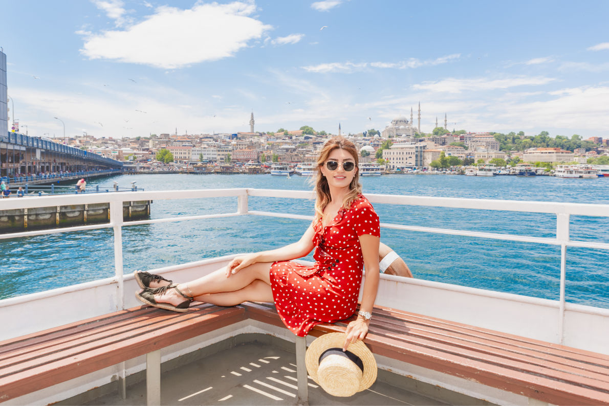 Best things to do in Turkey - Cruise on the Bosphorus - Copyright epic_images  - European Best Destinations