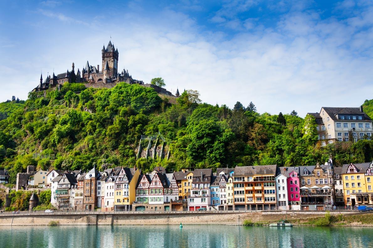 Best Castles in Germany - Cochem Castle - Copyrignt Sergey Novikov - European Best Destinations