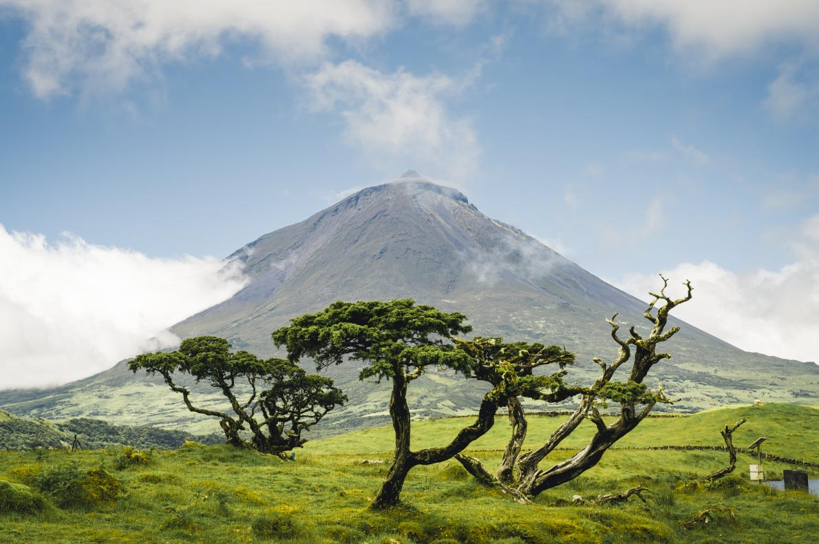 The Best Sustainable destination in Europe - The Azores - Mount Pico - Copyright HeadSpinPhoto  - European Best Destinations