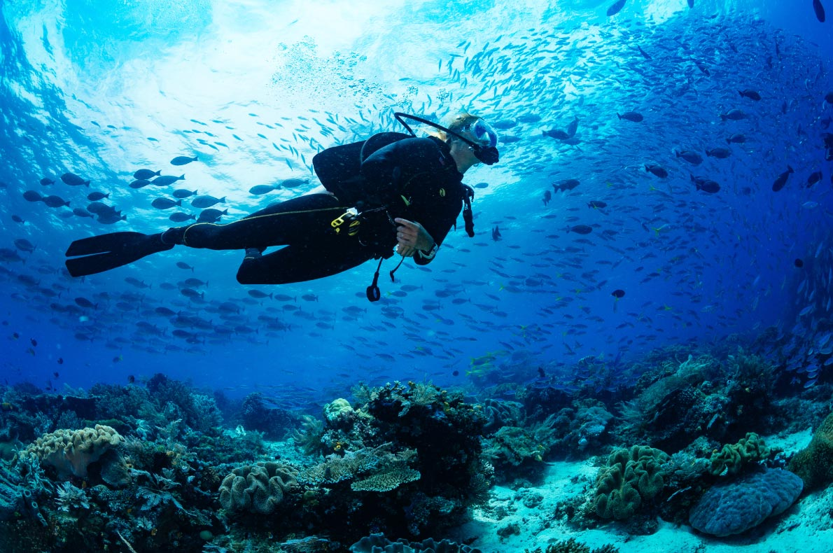 Best things to do in Greece - Scuba Diving in Mykonos copyright Jukkis   - European Best Destinations