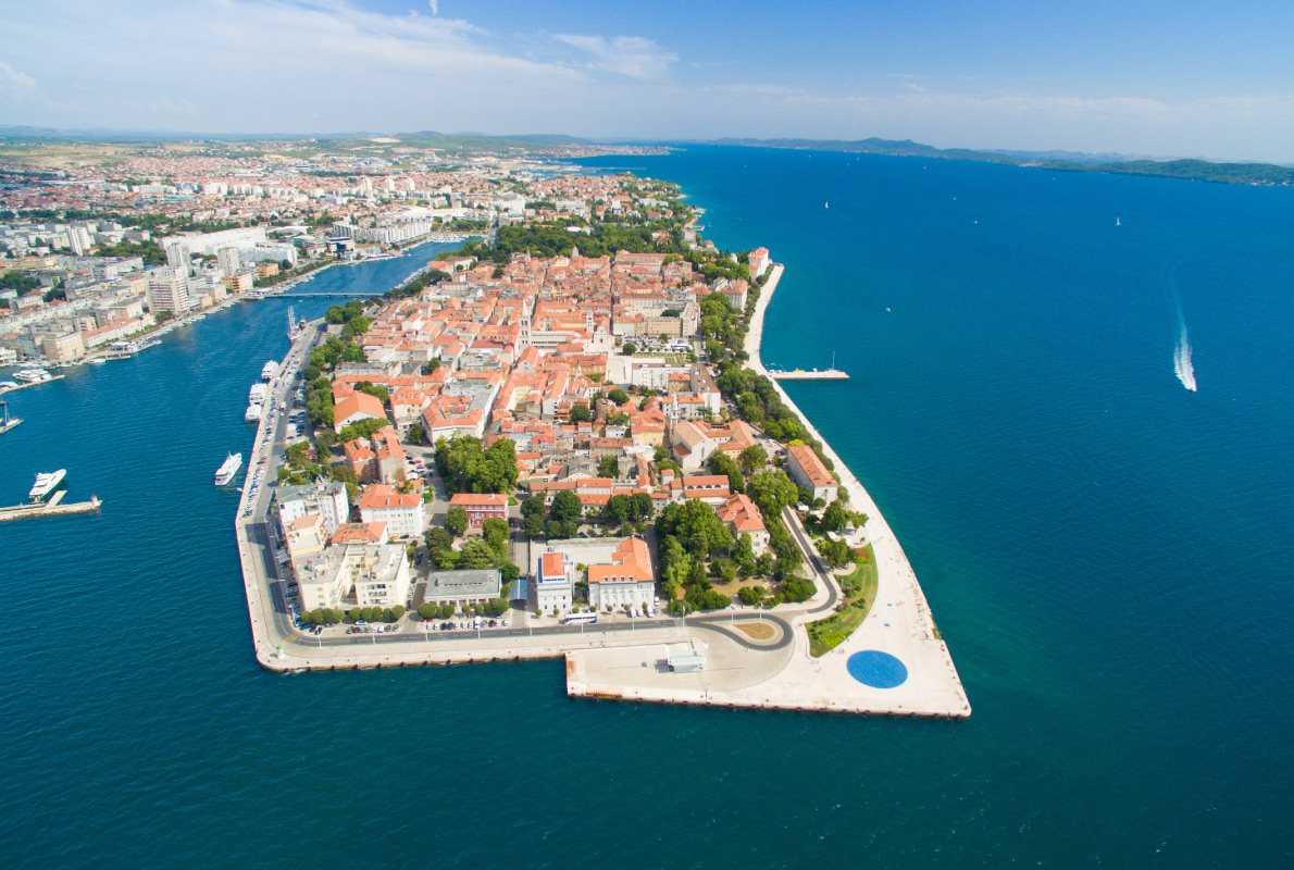 Zadar - Best Cruises destinations in Europe - Copyright paul prescott  - European Best Destinations