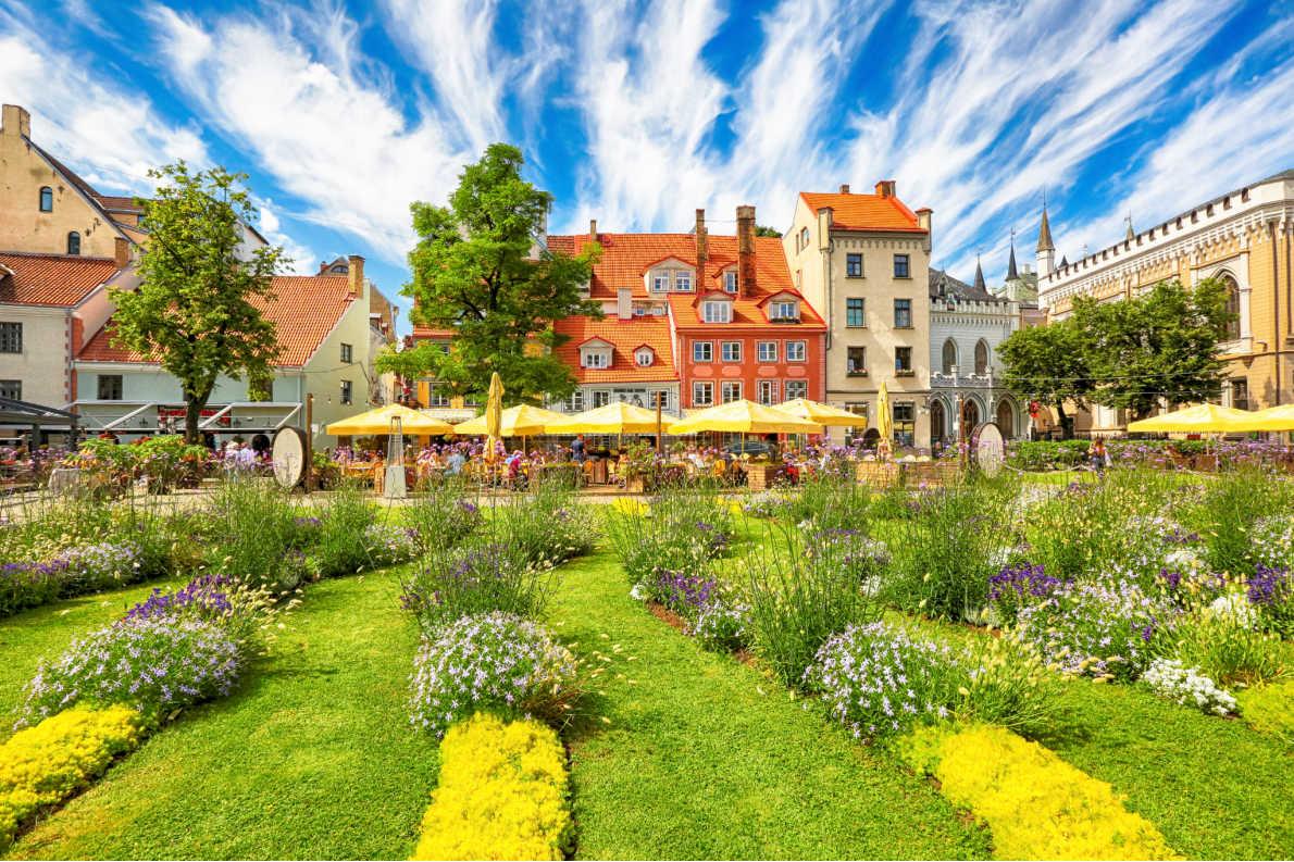 Coronavirus Safest Destinations to visit in Europe - Riga copyright Jelena Safronova    - European Best Destinations