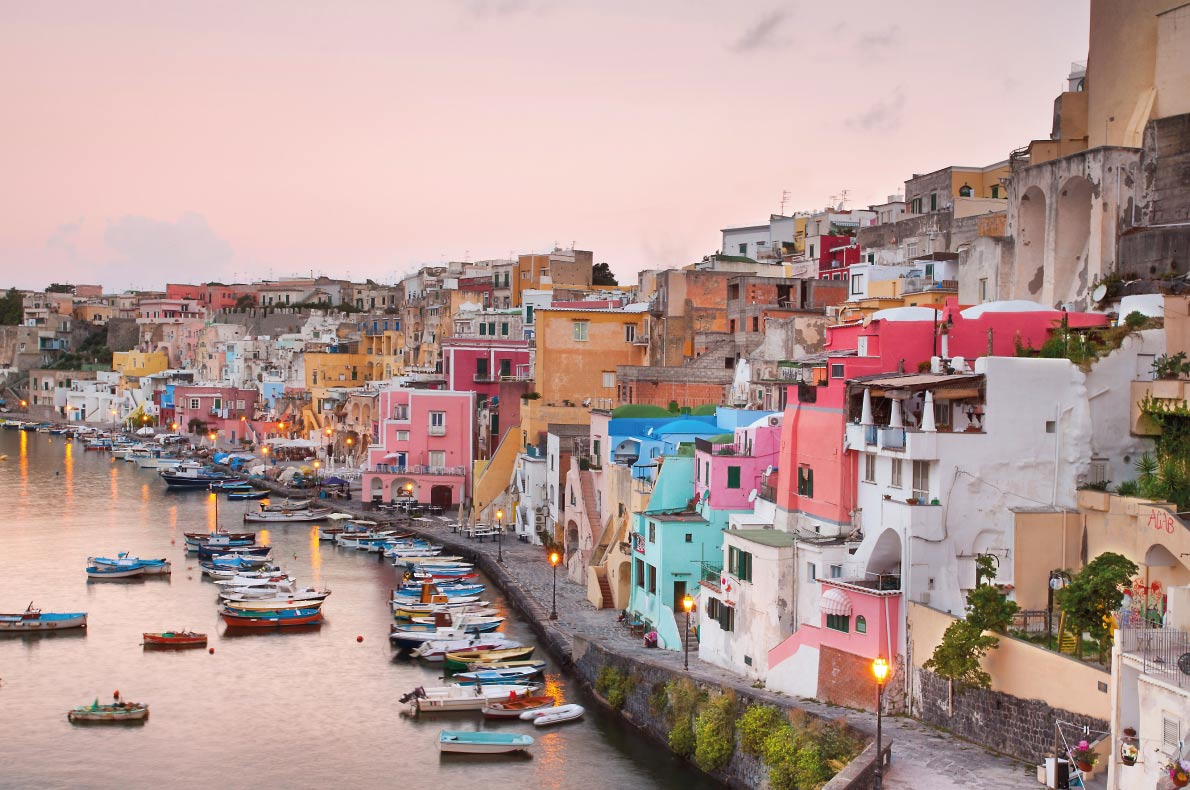 Procida Island - Best hidden gems in Europe - Copyright Jenny Sturm - European Best Destinations