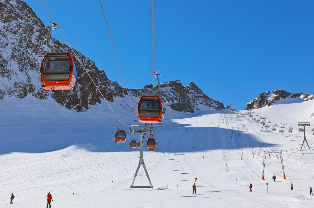 Best ski resorts in Austria - Innsbruck - Copyright Tatiana Popova- European Best Destinations
