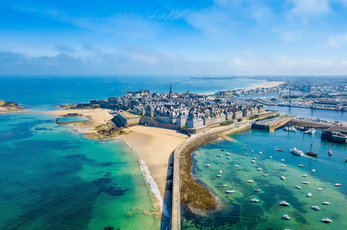 Best beach in Europe -  SBest beaches in Europe - St Malo - Copyright  Antoine2K- European Best Destinations