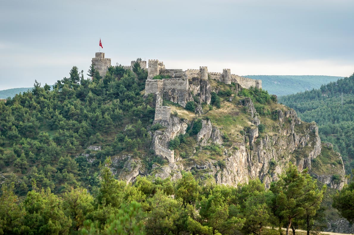 Best Castles in Turkey - Boyabat Castle - Copyright canyalcin - European Best Destinations