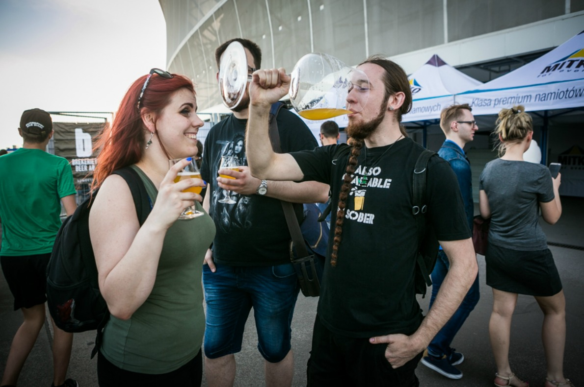 Best events in Wroclaw - Good beer festival - Copyright Dunvael