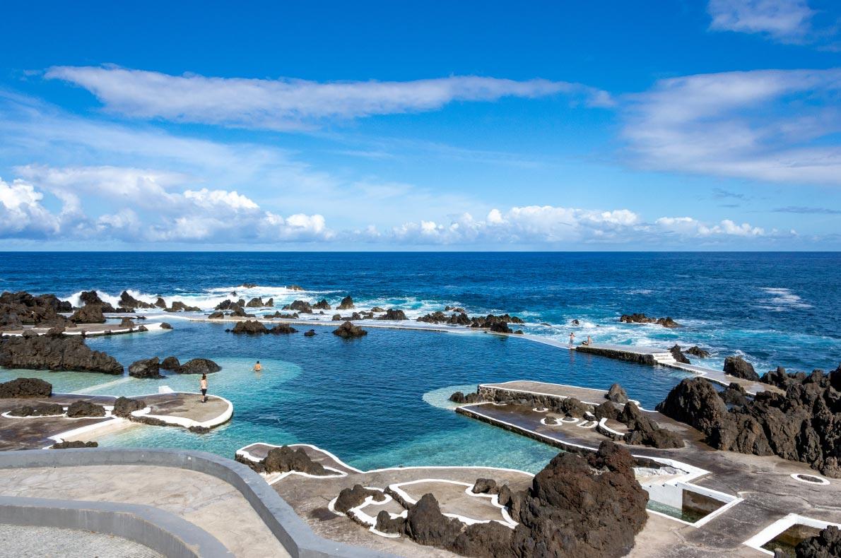 Best pools in Madeira - Porto Moniz Pools copyright Tetyana-Dotsenko