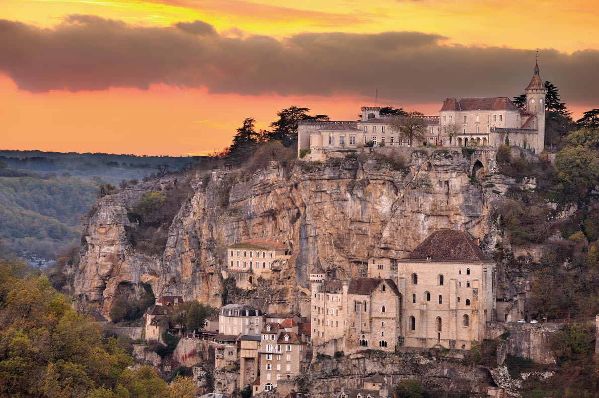 Rocamadour - Best medieval destinations in Europe - Copyright thieury - European Best Destinations