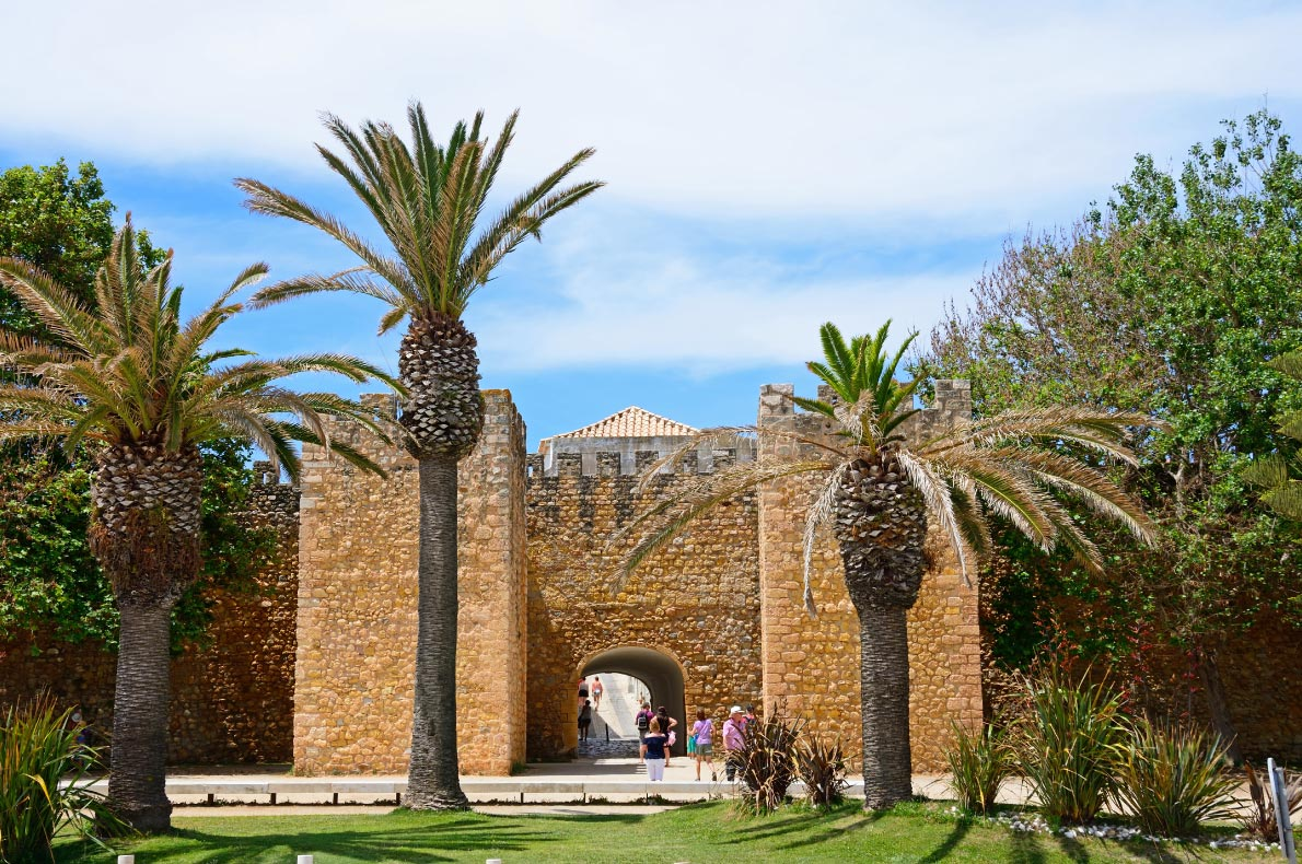 Best Castles in Portugal - Lagos castle - Copyright  Caron Badkin  - European Best Destinations
