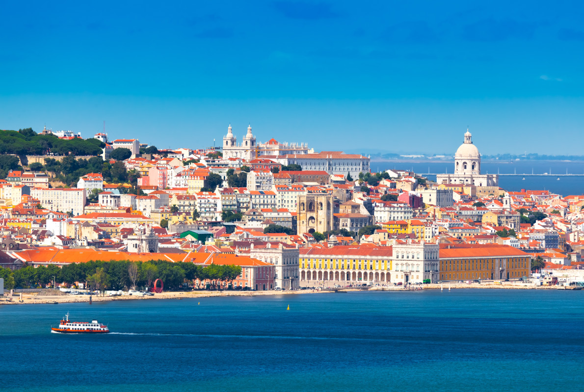 Lisbon - Best Congress destinations in Europe - Copyright INTERPIXELS - European Best Destinations